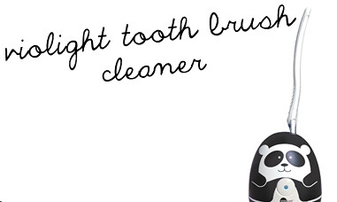 violight toothbrush cleaner