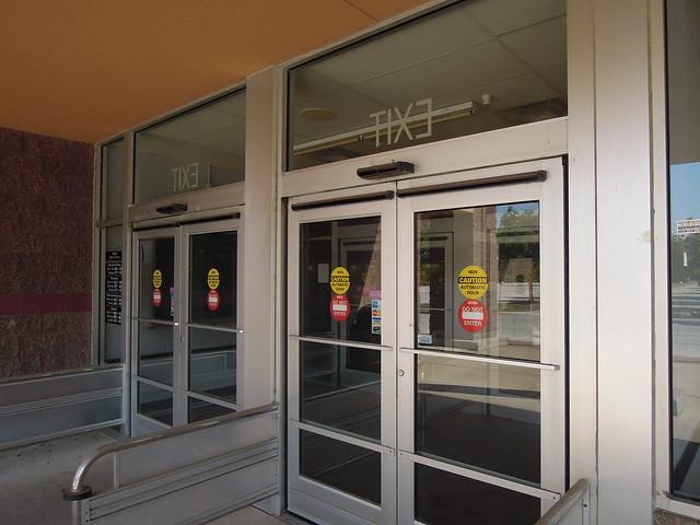Walmart door doors martha stewart patio