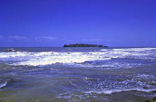 Isla Uvita - 1km off Limon - Costa Rica