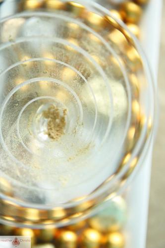 Gold Martini