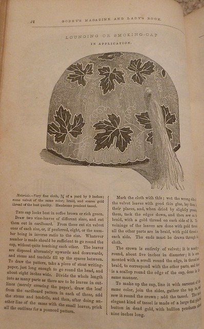 Godey's Lady's Book, January 1853 5
