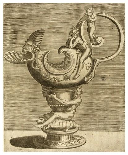 001-Jarrones, jarras y cuencos grotescos 1548-Cornelio Bos- © Rijksmuseum