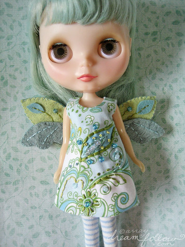 bluegreen faery