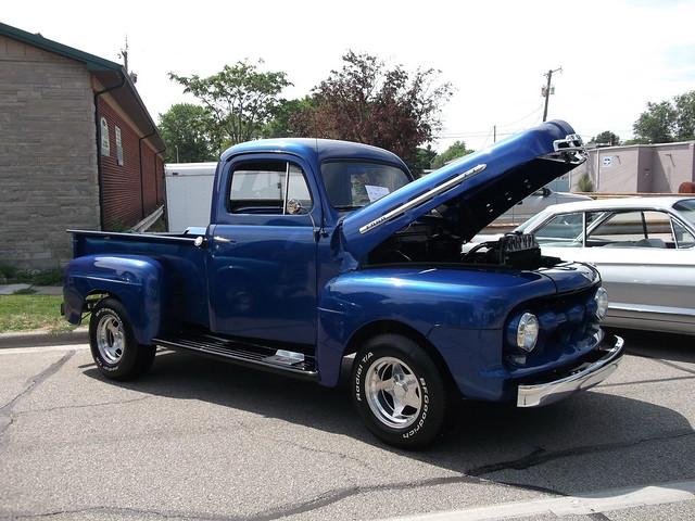 1951 Ford Truck Craigslist
