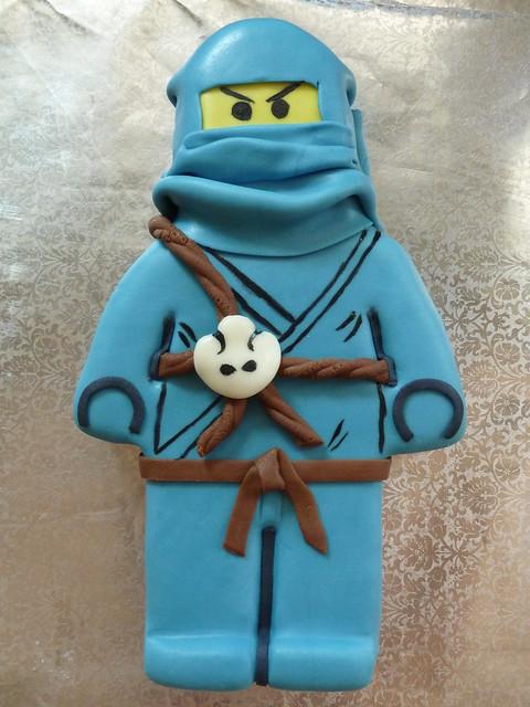 Lego Ninjago Torta Cake Ideas And Designs