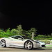 458 Italia by night