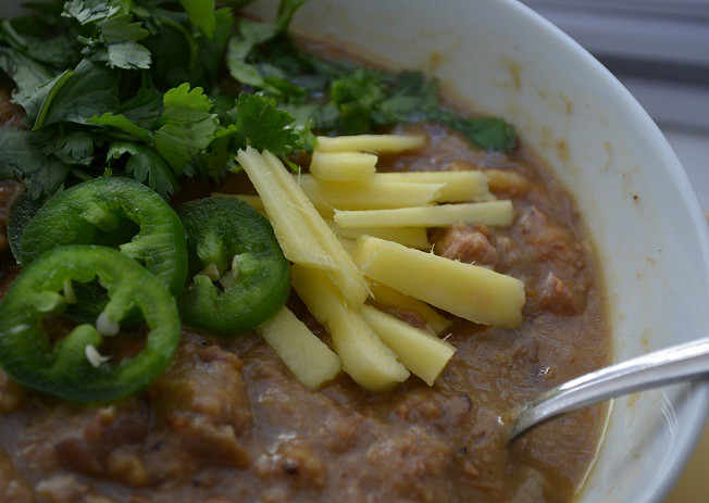 final haleem bowl
