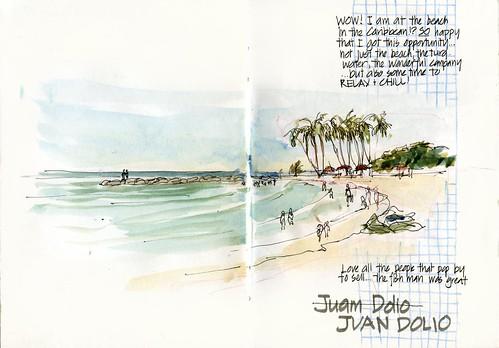 D05_TU10_06 Juan Dolio the beach