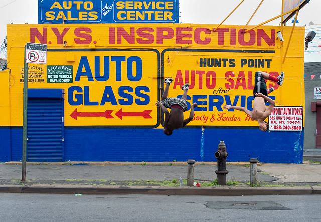 Jose and Midnight: Hunts Point, Bronx
