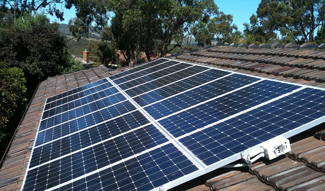 Solar Panel Installation Cost | Flickr - Photo Sharing!
