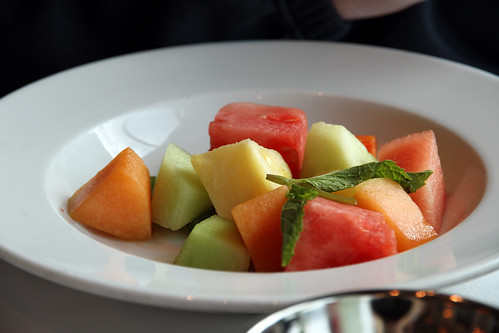 Norwegian Pearl - Fruit Plate
