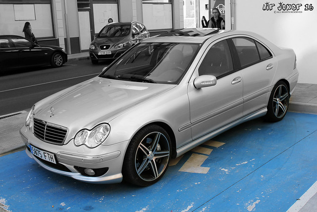 Mercedes benz c30 amg 2007 flickr photo sharing for Mercedes benz c30