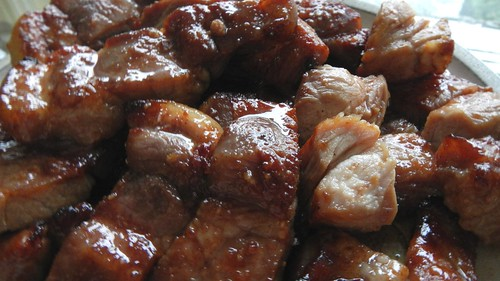 Chinese Pork and Chicken