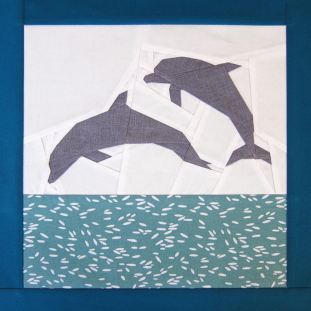 dolphin block
