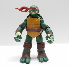 Ninja Turtles Raph Nickelodeon Review