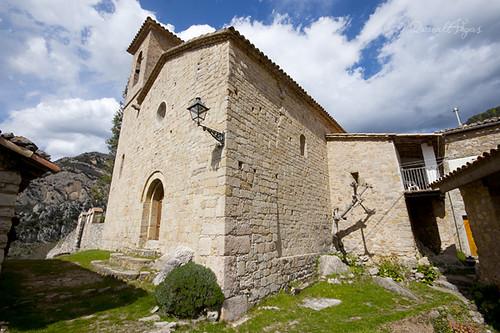 Sant Sadurní de Malanyeu by Queralt Vegas
