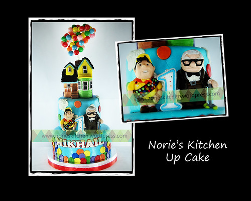 Norie's Kitchen - Up Cake by Norie's Kitchen