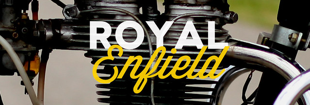 Royal Enfield Engine and typo