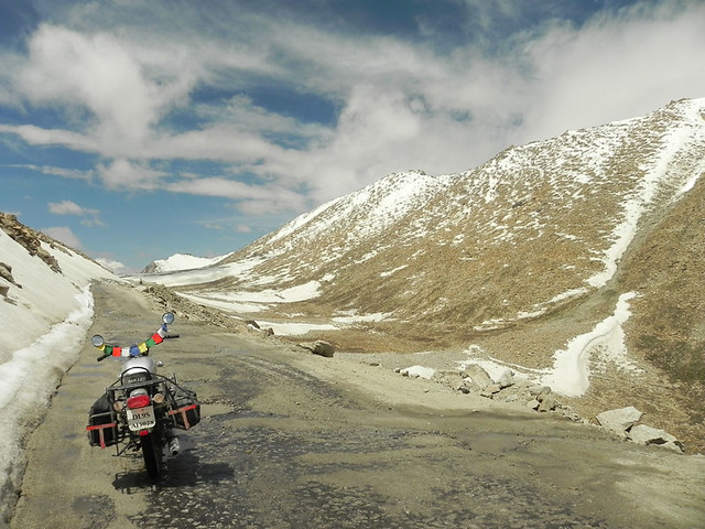 Chang La Pass, Ladakh