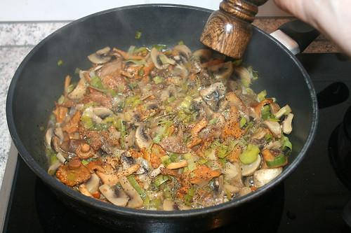 31 - Aufkochen & würzen / Boil up & taste