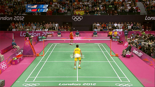 LCW vs LD Olimpik 2012