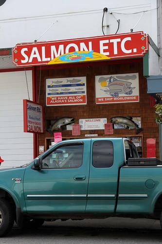 Ketchikan - Salmon Etc