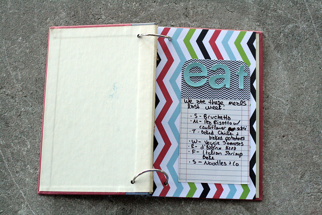 30 Days of Lists | September 2012