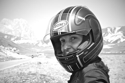 una nuova testa di casco nella TA-Roma