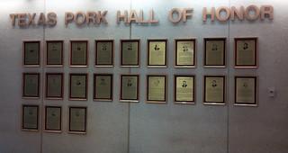 Pork Hall of Honor!