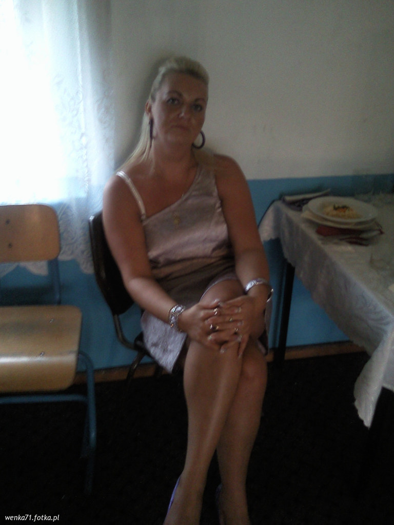 Mature mom lady