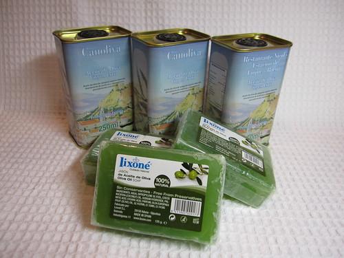 オリーブオイルと石鹸(グラナダ)  2012.6.4 by Poran111