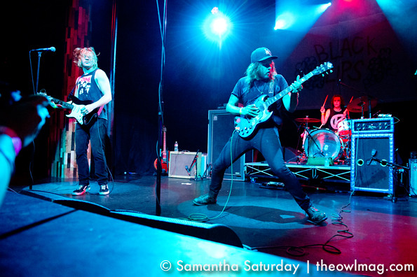 King Tuff @ The Observatory, Santa Ana 8/7/12