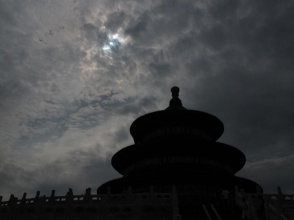El temple del cel a Beijing (Beijing, Xina)