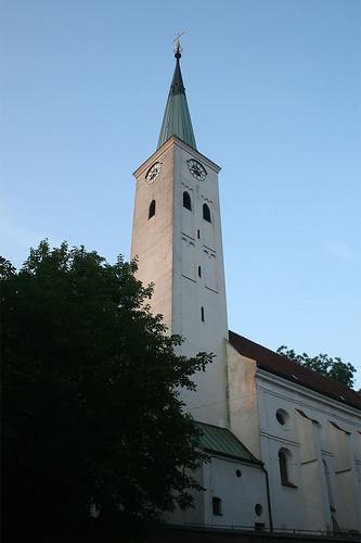 Alte Haidhauser Kirche (am Ostfriedhof)