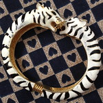 kenneth jay lane tiger bangle