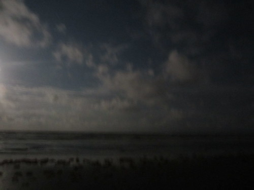 The Ocean at Night
