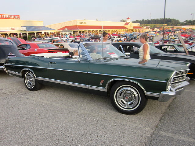 1967 Ford Galaxie 500 Convertible Flickr Photo Sharing