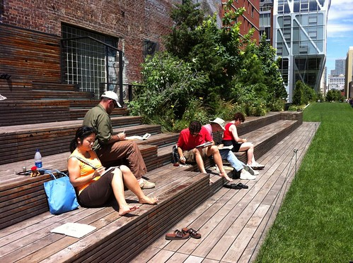 NYD5 04 Highline Urban sketchers 2