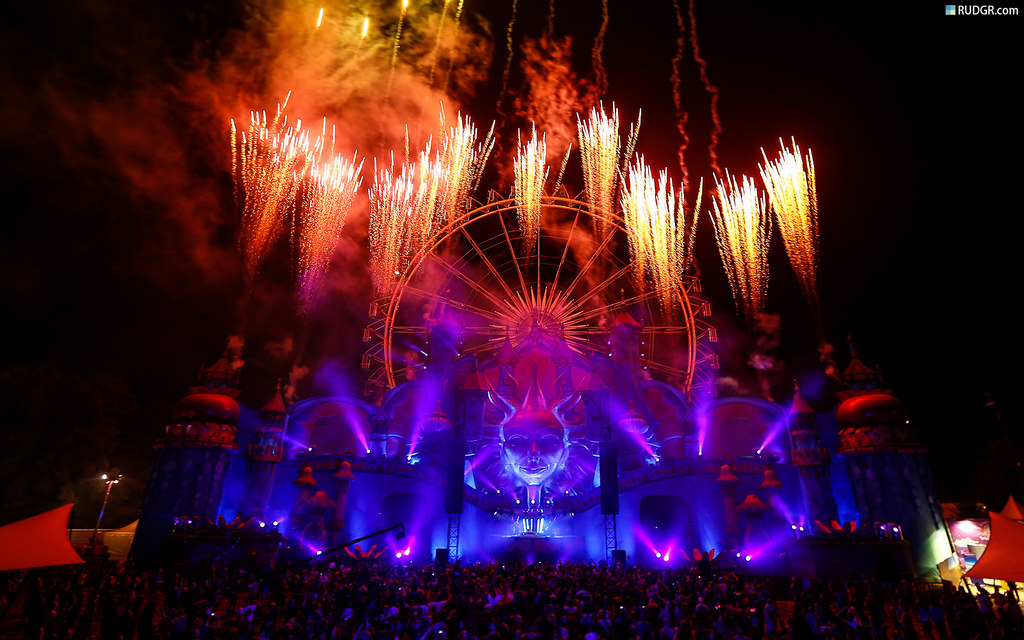 Tomorrowland 2014 Wallpaper