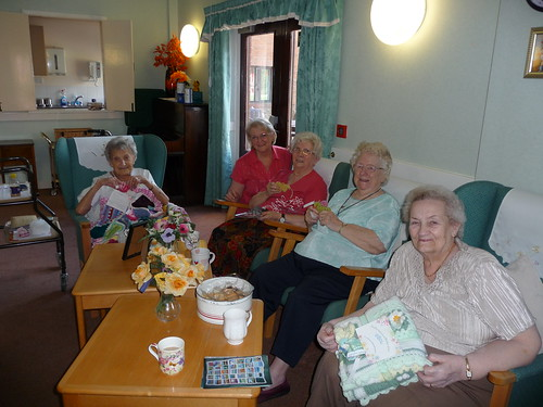 We had a lovely time meeting the Residents.
