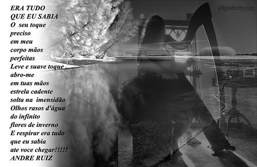 ERA TUDO QUE EU SABIA by amigos do poeta