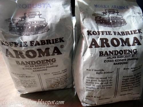 Kopi Aroma 250 Gram