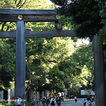 OTORII (The grand Shrine-Gate) – Meiji Jingu