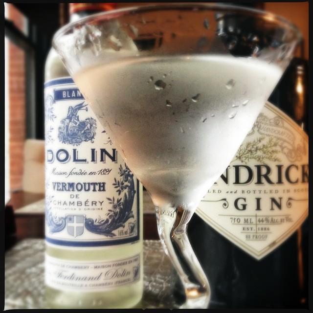 Classic Martini  Hendrick s