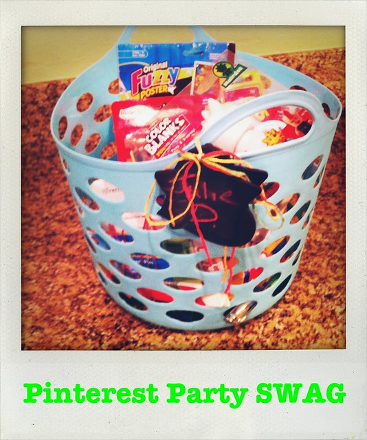 Pinterest Party SWAG
