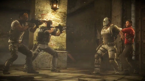 Army Of Two: The Devil's Cartel Introduces Overkill During First Gameplay Trailer