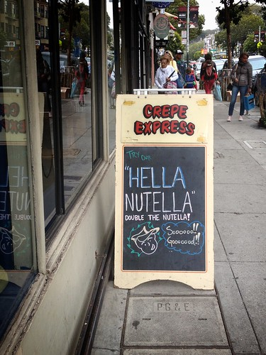 Day 265 of Project 365: Hella Nutella