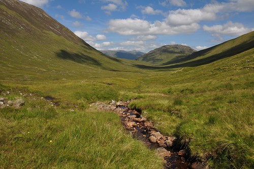 Entering Coire nan Each