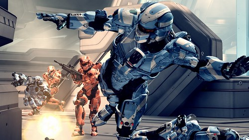 Halo 4 To Get War Games Map Pass For Multiplayer