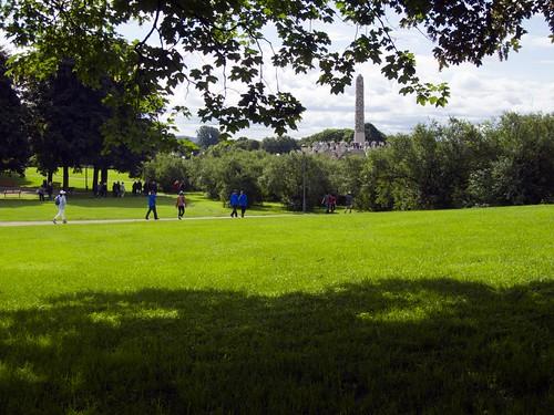 419 Parque Vigeland 20 julio - Oslo